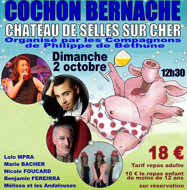 Cochon Bernache 2016