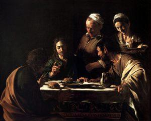 1275px-Supper_at_Emmaus-Caravaggio_(1606)