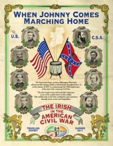 Les Irlandais dans la guerre civile américaine