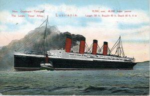 Le Lusitania