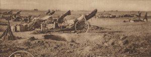 Obusiers de 155 C modèle 1917 Schneider français