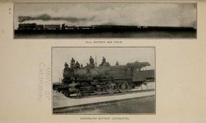 Le covoi et sa locomotive