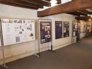 commémorations 1917 - Une vue de l'exposition