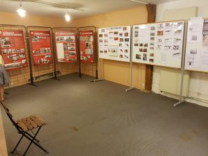 commémorations 1917 - Autre vue de l'exposition