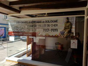 commémorations 1917 - Entrée de l'exposition