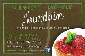 Jourdain Boulangerie