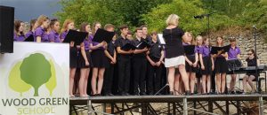 The Wood Green School Music - Chorale