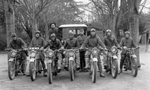 Motos américaines 1917