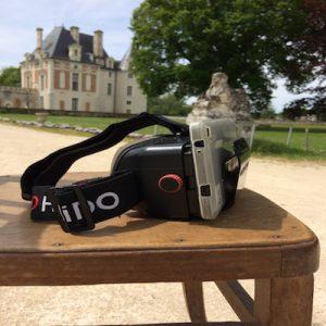 Journées patrimoine 2017 Les lunettes de la visite 3D