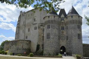 Un château de Thibault le Tricheur