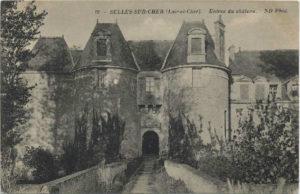 Le château de Thibault le Tricheur