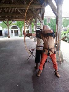 Les Leus du val dancoeur Archerie