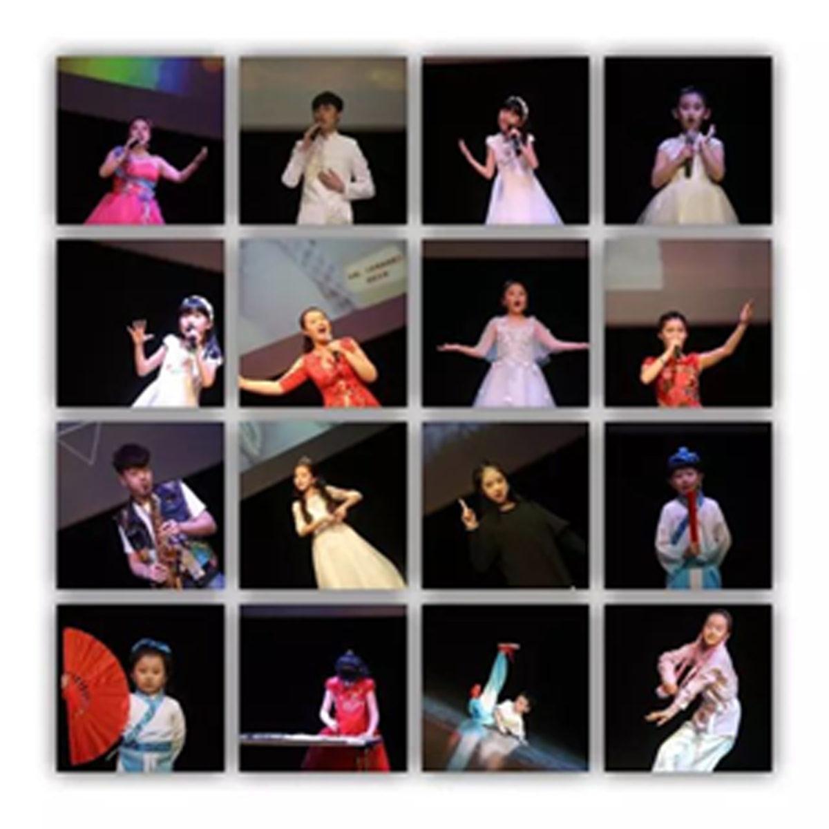 Festival jeunes talents 2018