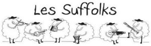 Le logo des Suffolks
