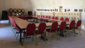 Salle Robert de Courtenay