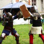Festival médiéval château Selles-sur-Cher
