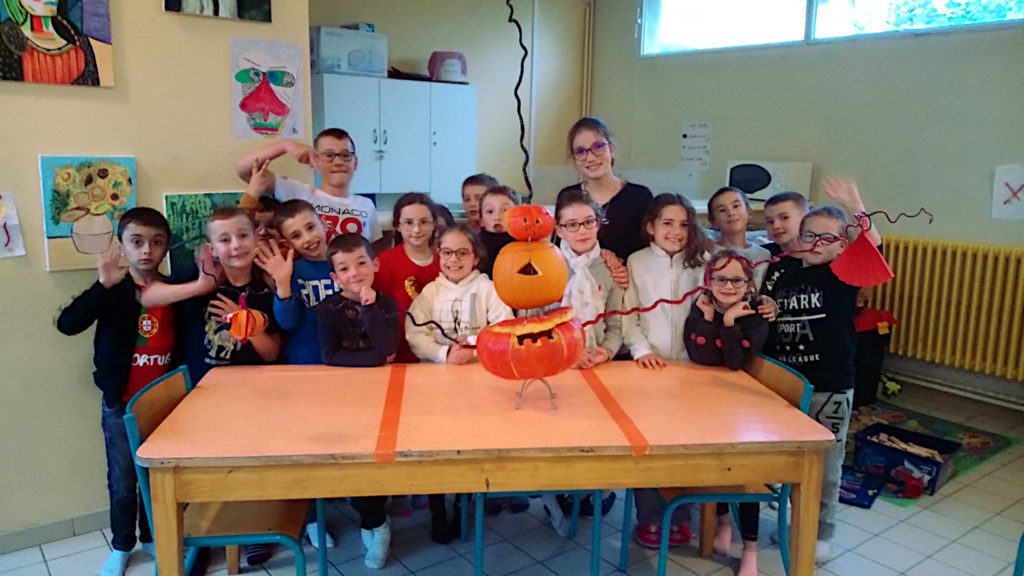 Halloween au château de Selles sur Cher
