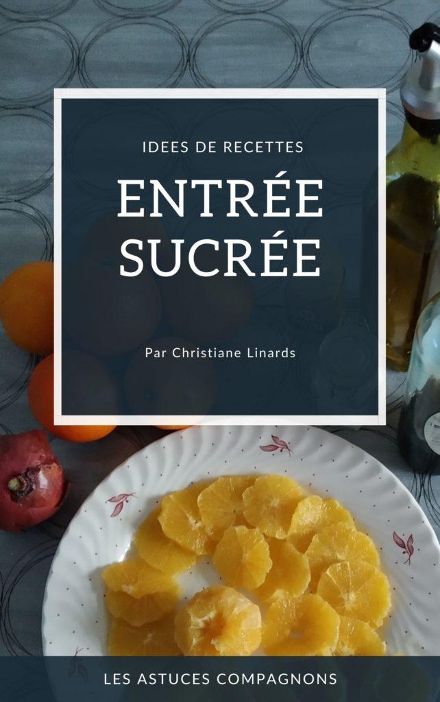 recette entrée aux oranges